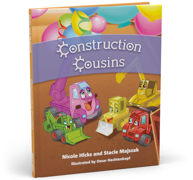 Construction Cousins Cover